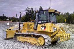 Cat D6K LGP