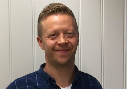 Huser entreprenør daglig leder Haakon Huser